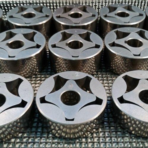 Metalsinter rotori pompe a lobi